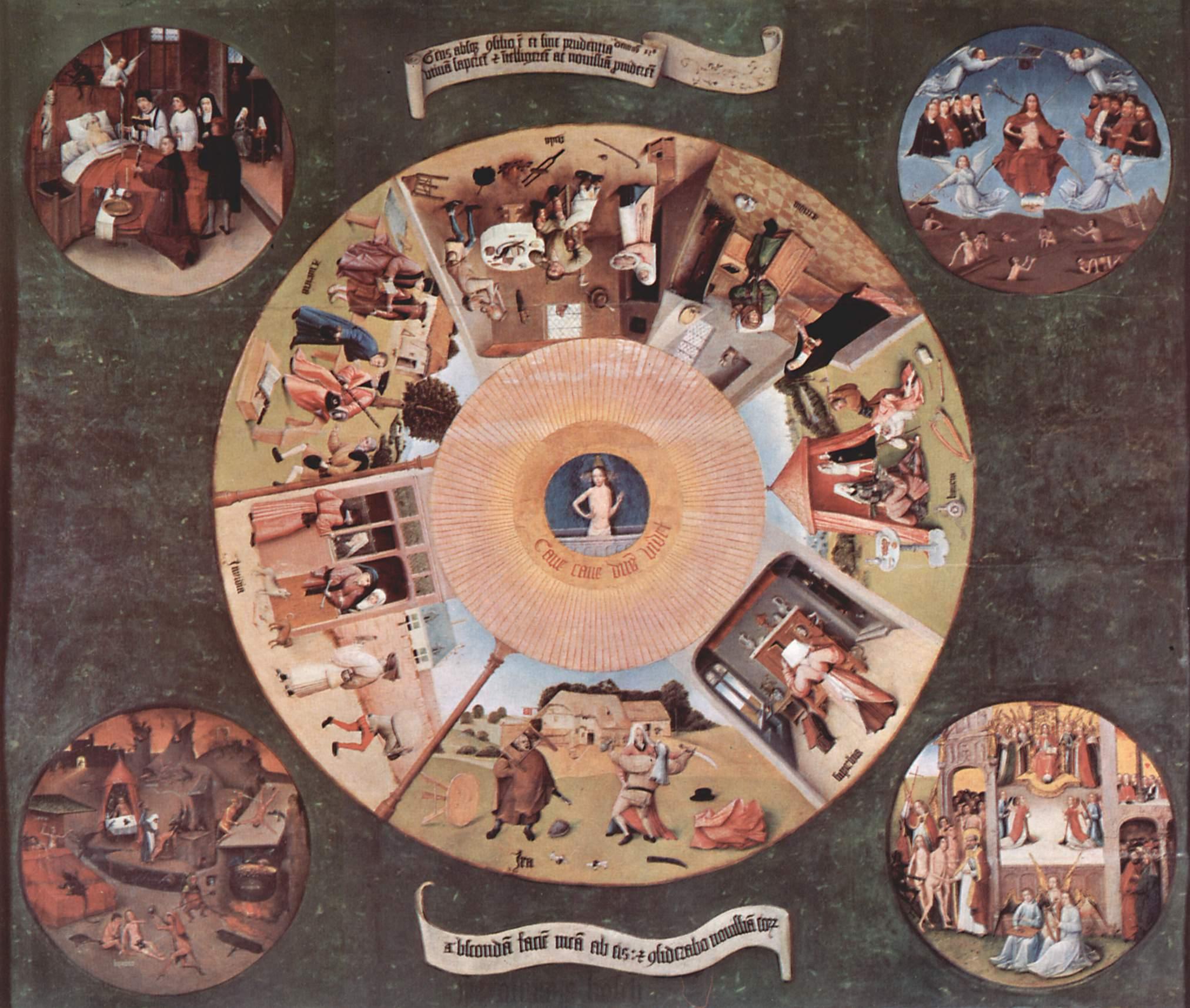 Die sieben Nägel zum Sarg der Seele