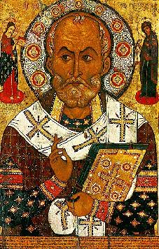 Nikolaus Myra