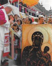 tschenstochau schwarze madonna
