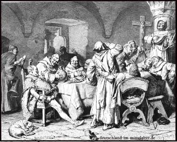 chlothar i könig der franken merovinger