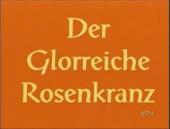 der rosenkranz und die marianischen rosenkranz geheimnisse  der glorreiche rosenkranz #8
