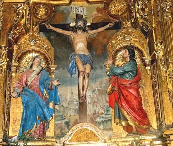 Kath. Heilige Patronin Spaniens